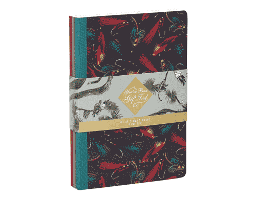 Ted Baker London Notebook - Mini X3