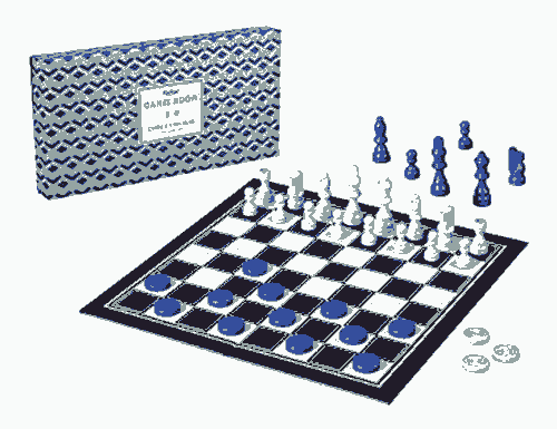 Ridley's Chess and Checkers