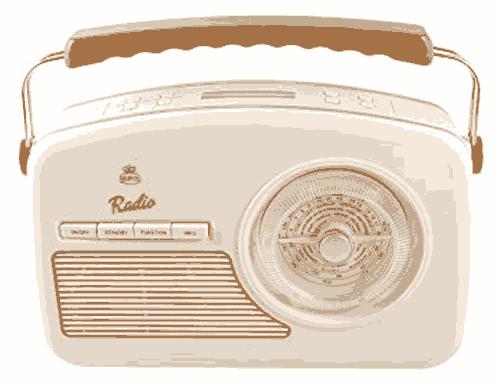 GPO Rydell Radio