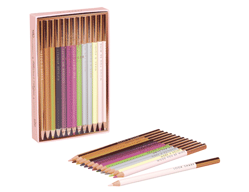Ted Baker London Dozen Colouring Pencils