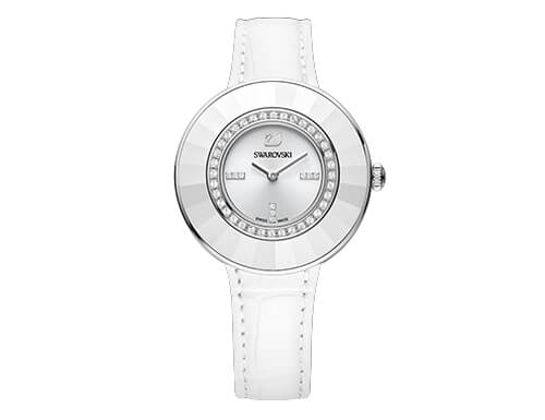 Swarovski Octea Dressy White Watch