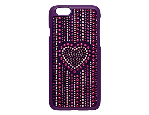 Swarovski Betty Romantic Purple Smartphone Case