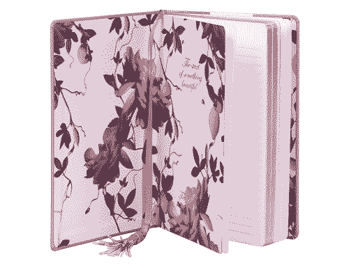 Ted Baker London Thistle Brogue Notebook