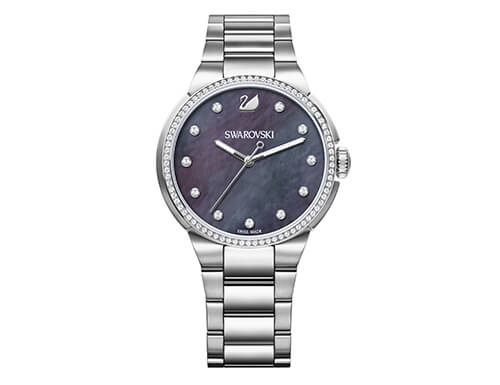 Swarovski City Grey Bracelet Watch