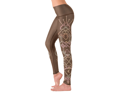 Teeki Seven Crowns Leggings