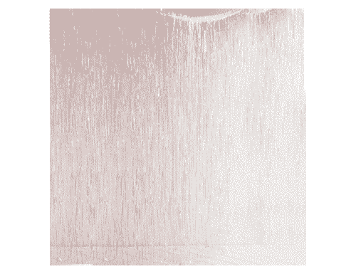 Glitter Iridescent Fringe Curtain