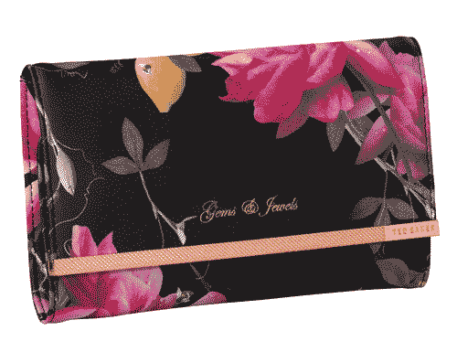 Ted Baker London Citrus Bloom Jewellery Roll