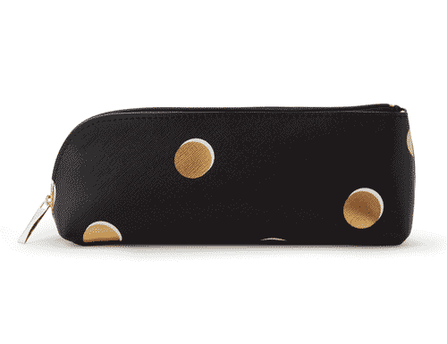 Kate Spade New York Pencil Case, Scatter Dot