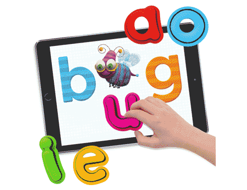 Tiggly Words Learning System