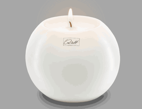 Qult Moon Candle Holder 10cm