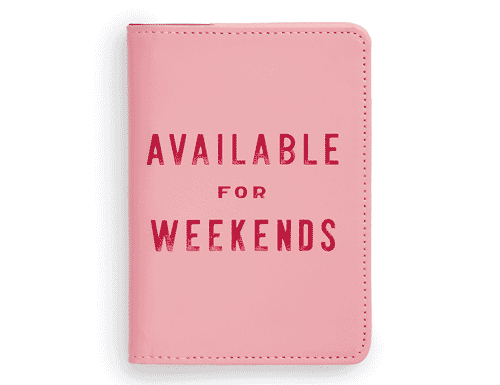 ban.do Getaway Passport Holder, Available for Weekends