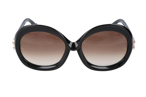 Balenciaga Womens Sunglasses Black