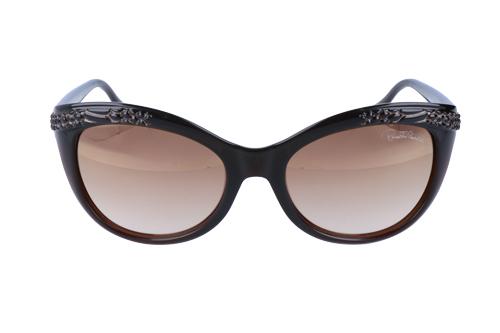 Roberto Cavalli Womens Sunglasses Dark Brown
