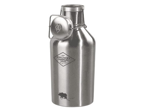 Gentlemen's Hardware Growler Canteen
