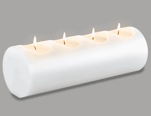 Qult Quattro Candle Holder 10x30cm