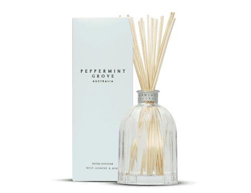 Peppermint Grove Wild Jasmine & Mint Room Diffuser 350ml