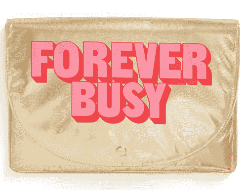 Ban.do Laptop Sleeve - Forever Busy