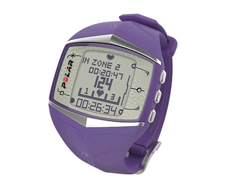 Polar Ladies Lilac Workout Watch - FT60