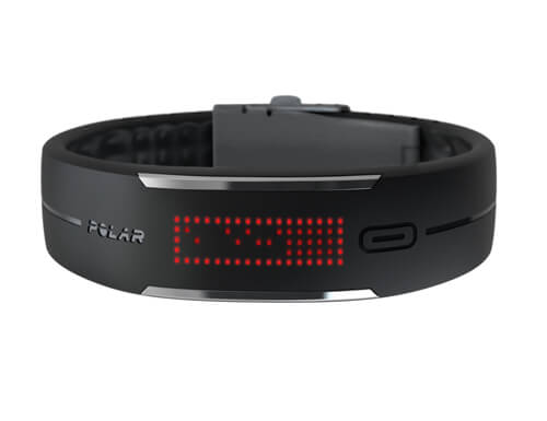 Black Polar Loop Activity Tracker