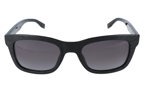 Hugo Boss Mens Sunglasses Black/Gray