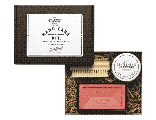 Gentlemen's Hardware Gents Hand Care Kit Gift Set