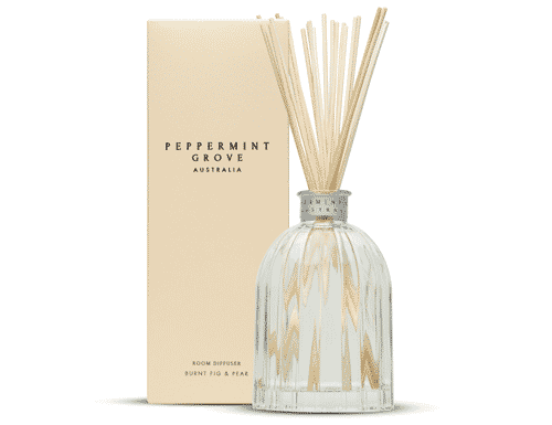 Peppermint Grove Burnt Fig & Pear Room Diffuser 200ml