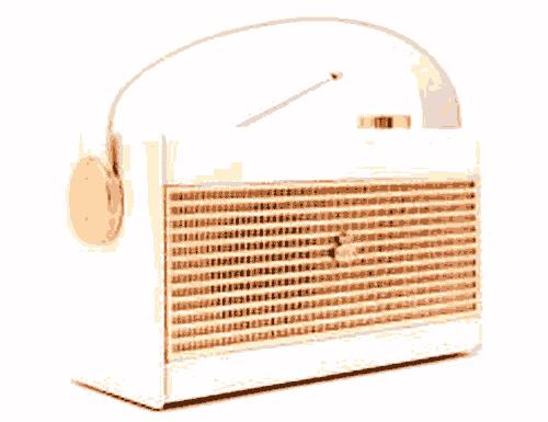 GPO Portable Analogue Radio