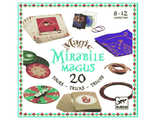 Mirabile Magus - 20 Magic Tricks
