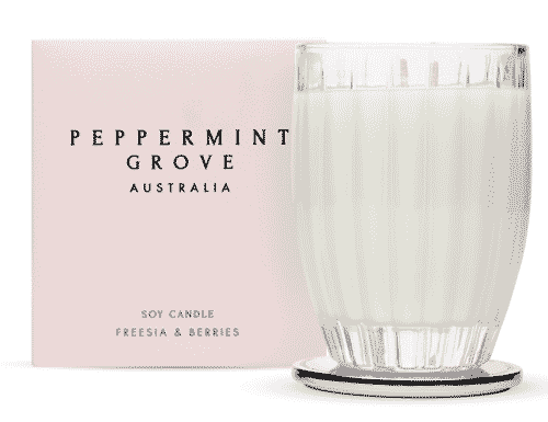 Peppermint Grove Freesia & Berries Candle 350g