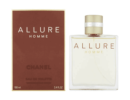 Chanel Allure - EDT Men Spray, 100ml