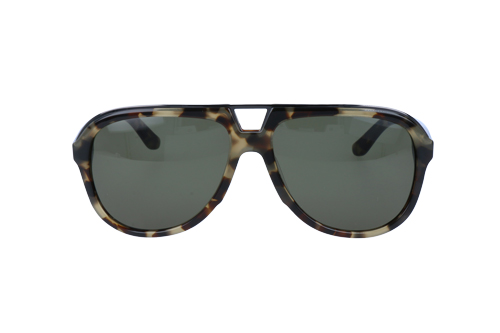 Ferragamo Mens Sunglasses Antique Tortoise