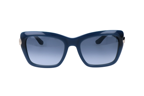 Ferragamo Womens Sunglasses Petrol Blue
