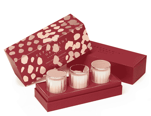 Peppermint Grove Small Candle Collection Gift Set