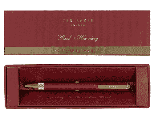 Ted Baker London Premium Ballpoint Pen