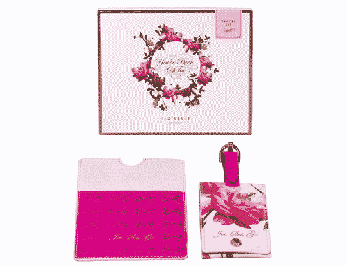 Ted Baker London Citrus Bloom Travel Set