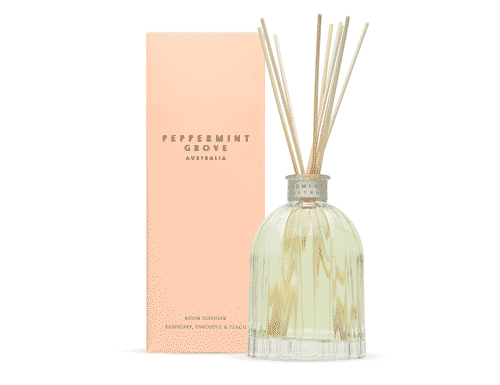 Peppermint Grove Raspberry, Pineapple & Peach Diffuser 350ml