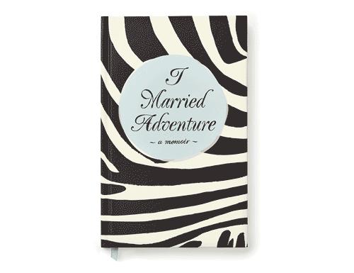 Kate Spade New York Bridal Notebook, I Married Adventure