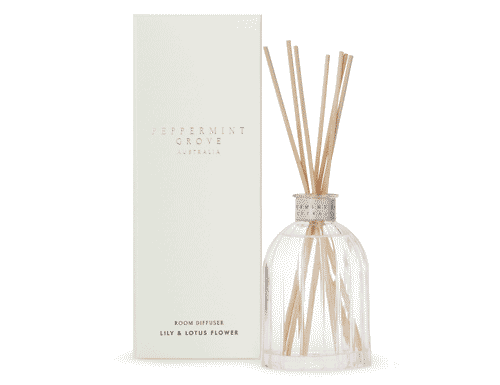 Peppermint Grove Lily & Lotus Flower Diffuser 200ml