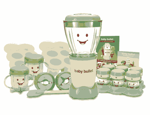 Baby Bullet 22pc Set