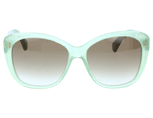 Alexander McQueen Womens Sunglasses Green