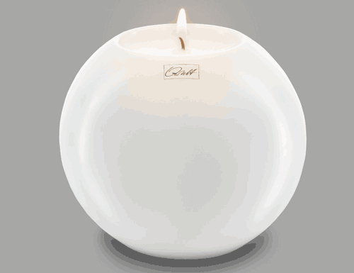 Qult Moon Candle Holder 12cm