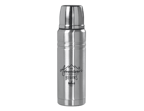 Gentlemen's Hardware Flask Stainless Steel 500ml