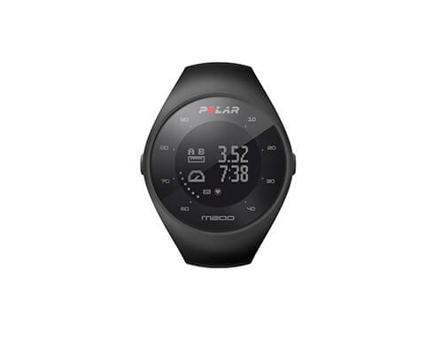 Polar M200 Black GPS Running Watch
