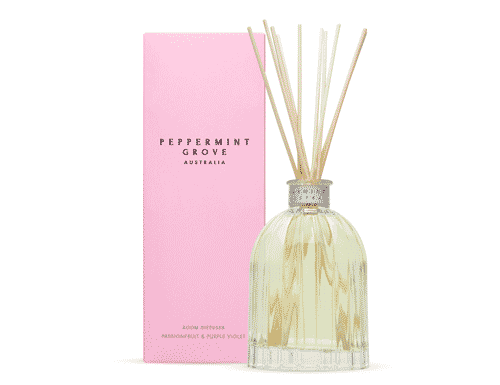 Peppermint Grove Passionfruit & Purple Violet Room Diffuser 350ml