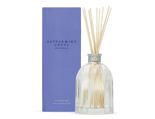 Peppermint Grove Sandalwood & Vetiver Room Diffuser 350ml
