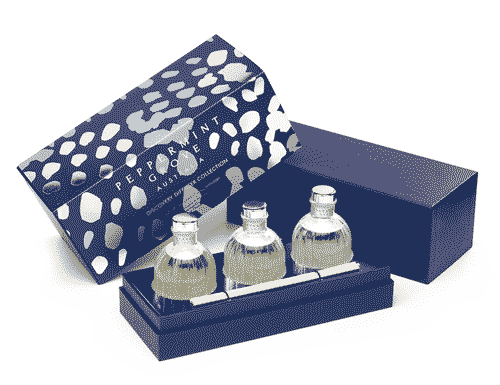 Peppermint Grove Discovery Diffuser Collection Gift Set