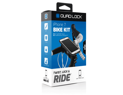 Quad Lock Bike Kit - iPhone 7/8