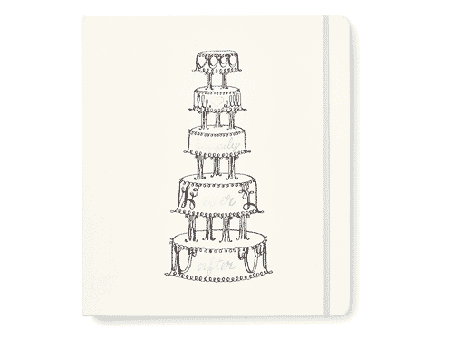 Kate Spade New York Bridal Planner, Happily Ever After