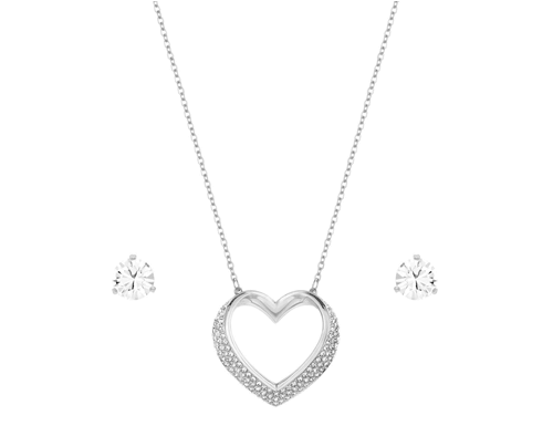 Swarovski Cupid Necklace Set