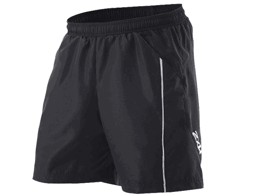 2XU Black Compression Xlong Run - 2in1 Short